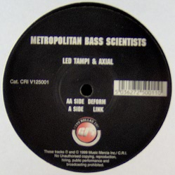 Metropolitan Bass Scientists aka Led Tampi & Axial