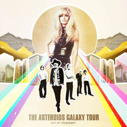 Asteroids Galaxy Tour, The